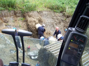 24 inch Natural Gas Pipeline operates at 800psi, and might be in your backyard!