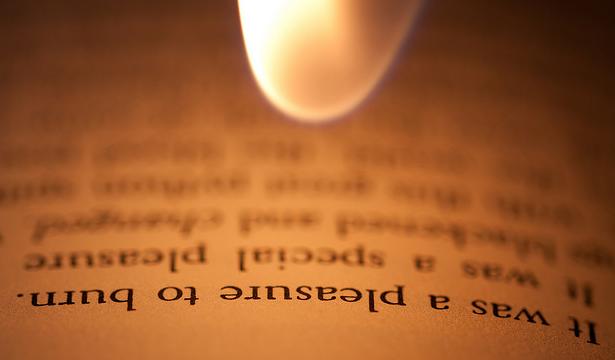 pleasure to burn