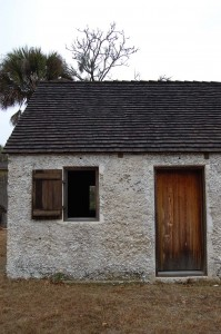 tabby slave cabin circa 1820
